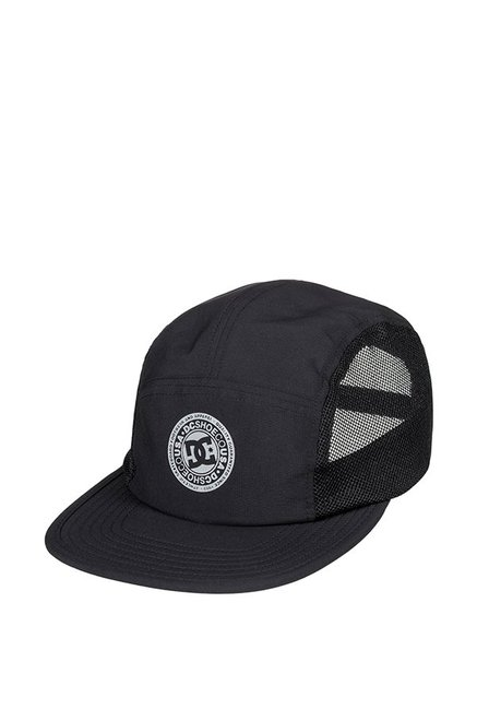 DC Toneballer Hdwr Black Perforated Polyester Baseball Cap