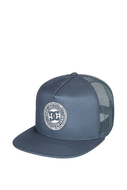 DC Perftailer Hdwr Blue Perforated Polyester Summer Cap