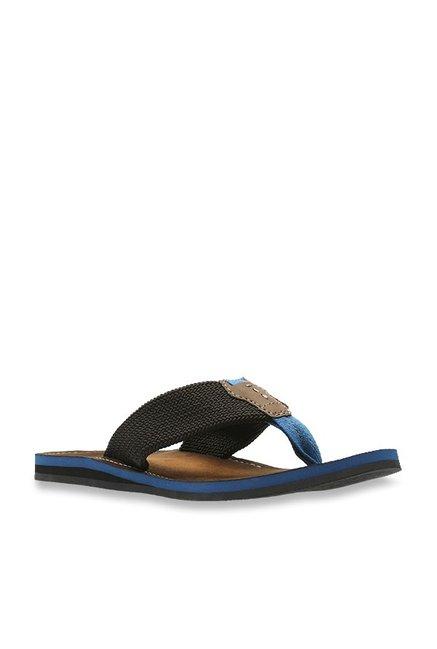 4f86a241300 Buy Clarks Lacono Beach Dark Brown Flip Flops for Men at Best Price ...