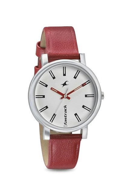 ed816d039 Buy Fastrack 68010SL01 Fundamentals Analog Watch for Women at Best Price    Tata CLiQ
