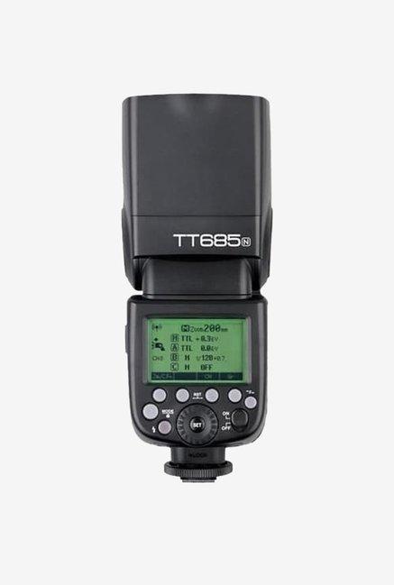 Godox TT685-N Thinklite TTL Flash For Nikon Cameras (Black)