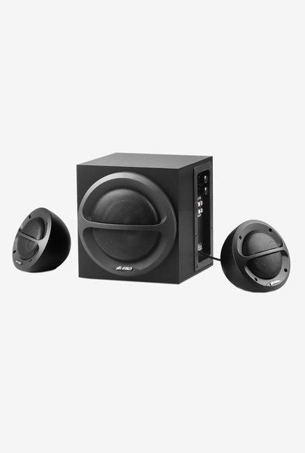 F D A111X 2.1 Channel 35 W Bluetooth Home Audio Speaker  Black