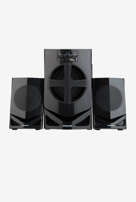 Philips MMS2030F/94 30 W 2.1 Channel Home Theatre  Black