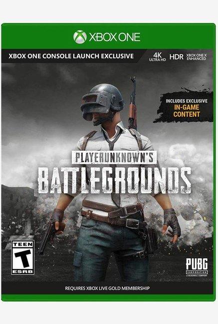 Buy Pubg 1 0 (Xbox One) @ Tata Cliq