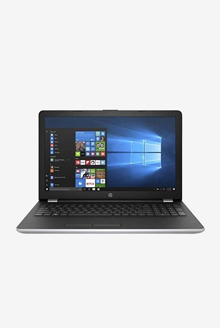 HP Notebook 15G BR004TU  7th Gen i3/4  GB/1 TB/39.62 cm 15.6 /W10  Silver
