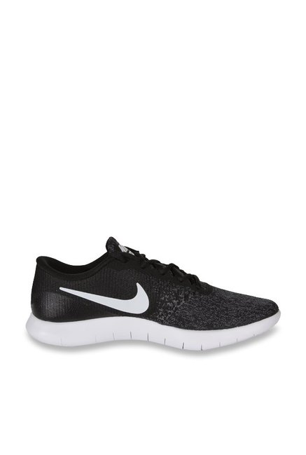 492ac438c713 Buy Nike Flex Contact Black   Anthracite Running Shoes for Women at ...