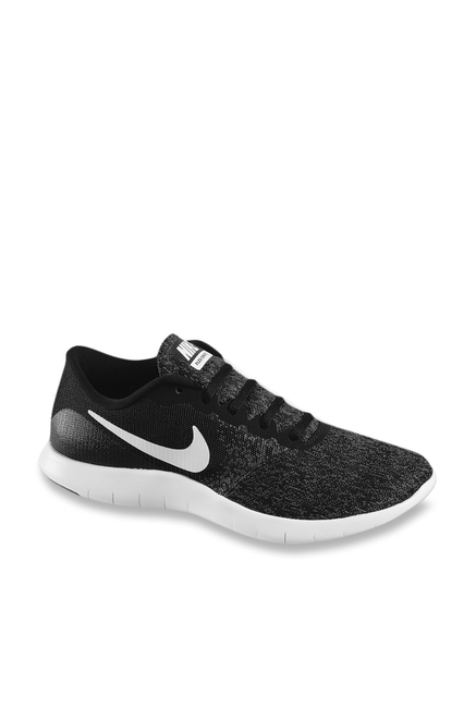 ceb65d6034d1 Buy Nike Flex Contact Black   Anthracite Running Shoes for Women ...