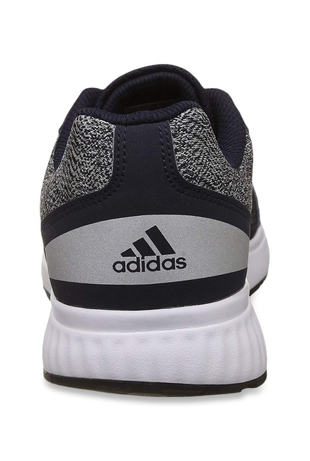 3ef1f01e024 Buy Adidas Adi Pacer 4 Navy   Silver Running Shoes for Men at Best ...