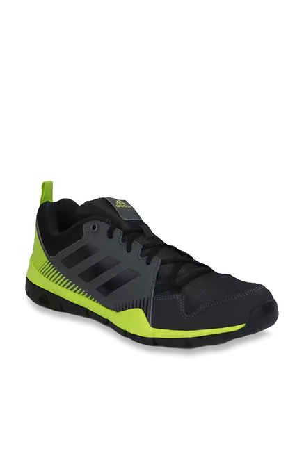 Adidas Tell Path Black Outdoor Shoes