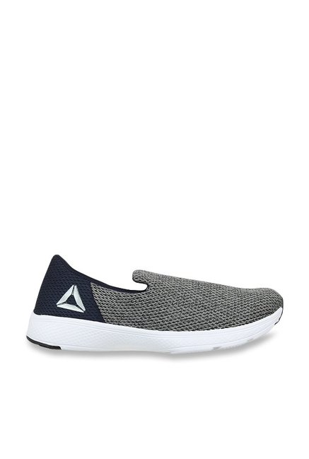 d29be87cc5a635 Buy Reebok Zeal Walk Grey   Navy Running Shoes for Men at Best Price ...