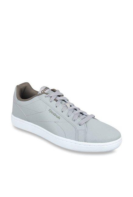 d281b083167 Buy Reebok Royal Complete CLN Tin Grey Sneakers for Men at Best Price    Tata CLiQ