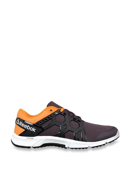 Buy Reebok Gusto Run LP Smoky Volcano   Nacho Running Shoes for Men ... 92eb16115