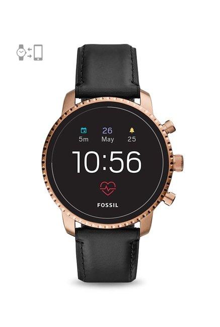 Fossil FTW4017 Explorist HR Gen-* Smartwatch for Men