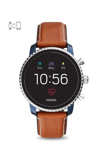 Fossil FTW4016 Explorist HR Gen-* Smartwatch for Men