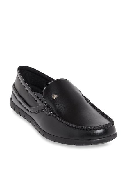 838a3e7eaba Buy Duke Black Casual Loafers for Men at Best Price   Tata CLiQ