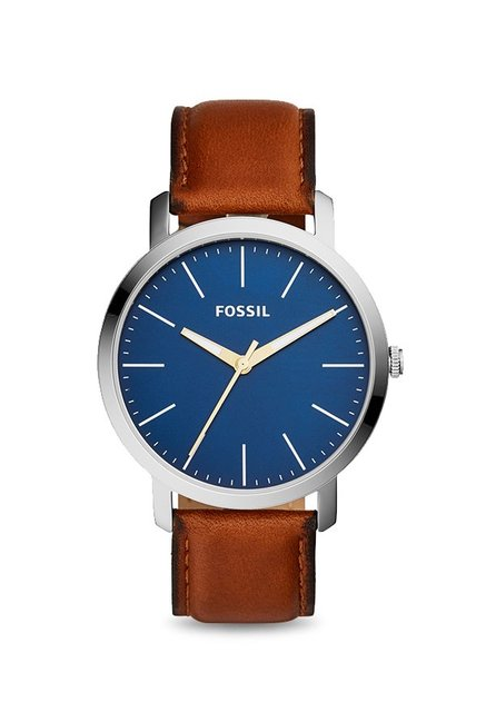 Fossil BQ2311I Luther 3H Analog Watch for Men