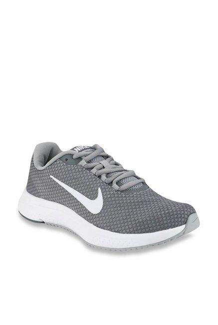 ba27ac5584a Buy Nike Runallday Wolf Grey Running Shoes for Women at Best Price   Tata  CLiQ