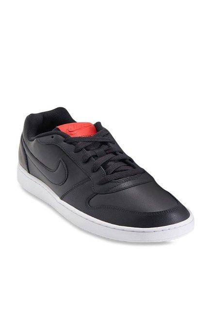 d306d740a707 Buy Nike Ebernon Low Oil Grey Sneakers for Men at Best Price   Tata CLiQ