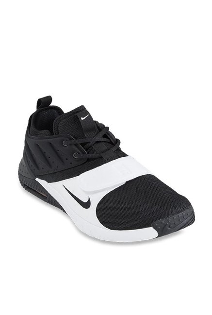 wholesale dealer ded14 695d5 Buy Nike Air Max Trainer 1 Black   White Training Shoes for Men at Best  Price   Tata CLiQ