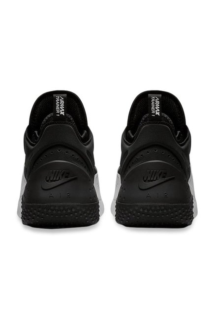size 40 61174 df29d Nike Air Max Trainer 1 Black   White Training Shoes