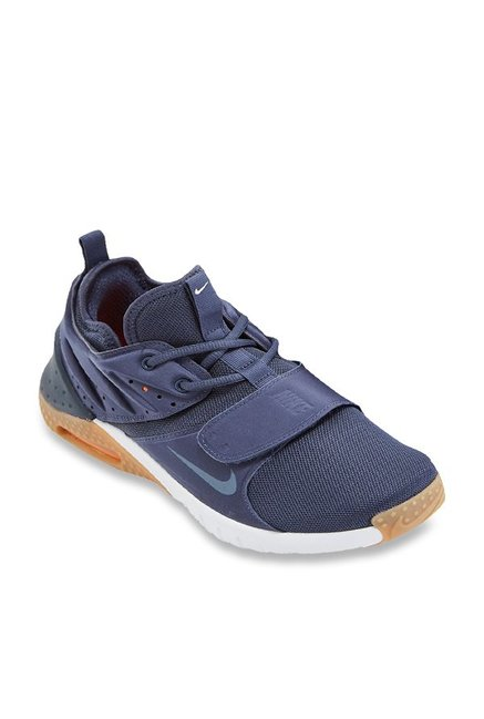 best service 1096b df9be Buy Nike Air Max Trainer 1 Thunder Blue Training Shoes for Men at Best Price    Tata CLiQ