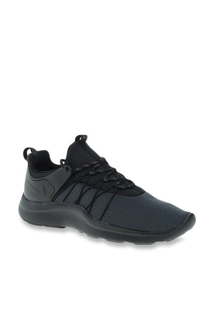 best sneakers 448bf f1f84 Buy Nike Darwin Black Running Shoes for Men at Best Price   Tata CLiQ