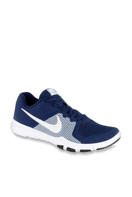 c92f173fc82d Buy Nike Flex Control Binary Blue Training Shoes for Men at Best ...