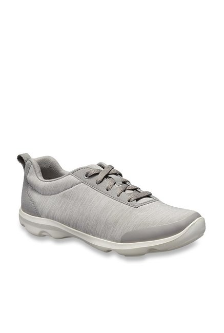 Crocs Busy Day Heather Grey Sneakers