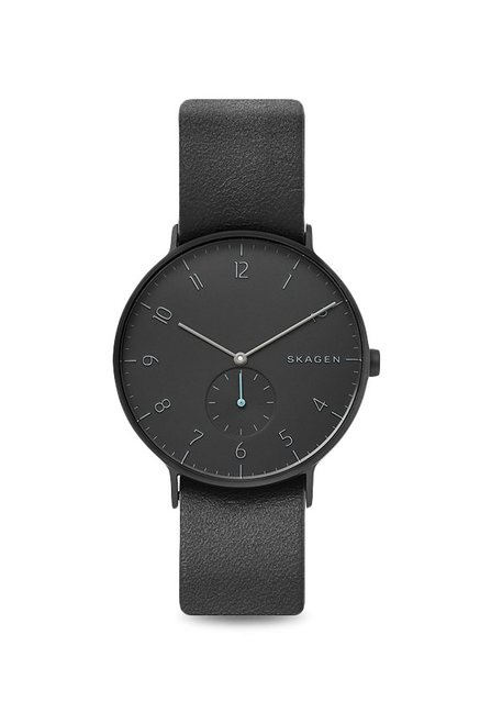 23bf6c6392 Buy Skagen SKW6480 Aaren Reversible Analog Watch for Men at Best Price @  Tata CLiQ