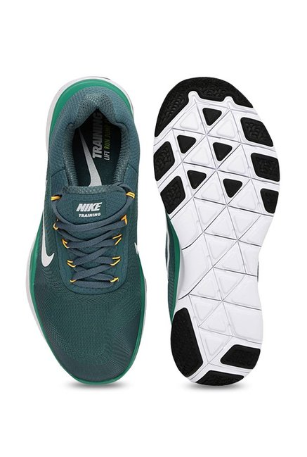 cf89da603033a Buy Nike Free Trainer V7 Teal Green Training Shoes for Men at Best ...
