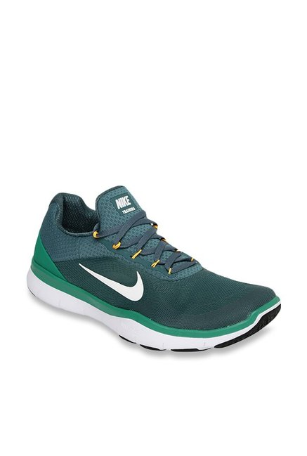 3d620f68bed9 Buy Nike Free Trainer V7 Teal Green Training Shoes for Men at Best Price    Tata CLiQ