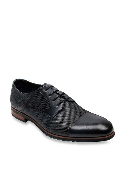 7a7c868343 Buy Steve Madden Landor Navy Derby Shoes for Men at Best Price ...
