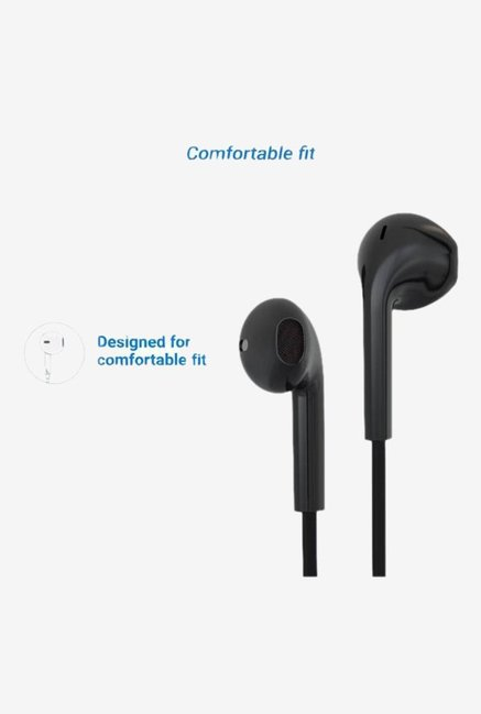 fd1abea26d9 Buy PTron Avento Bluetooth Headset with Mic (Black) Online At Best ...