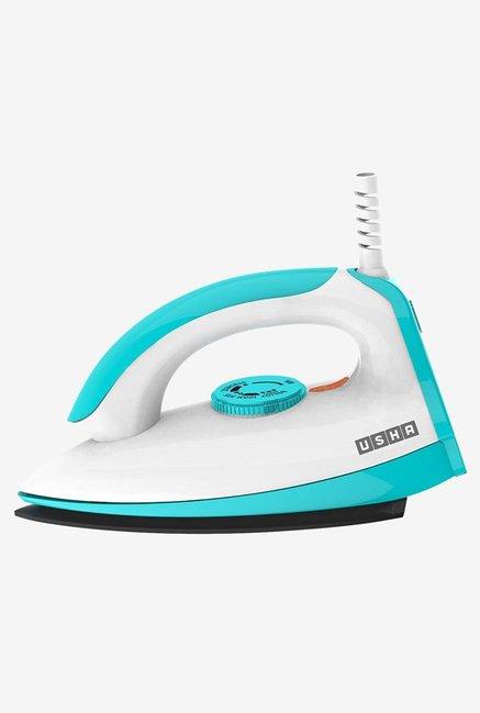 Usha EI-3602 1000W Dry Iron (Icy Blue)