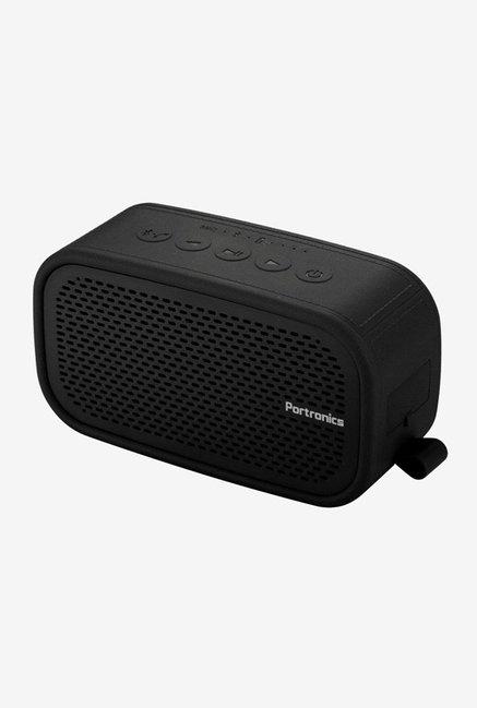 Portronics POR 686 Posh II Portable Bluetooth Speaker  Black
