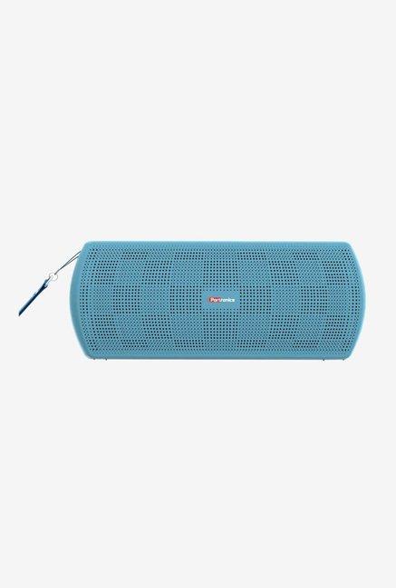 Portronics POR 780 PureSound Plus Portable Bluetooth Stereo Speaker  Blue  Portronics Electronics TATA CLIQ
