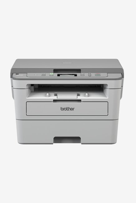 Brother DCP B7500D Multi Function Laser Printer  Grey