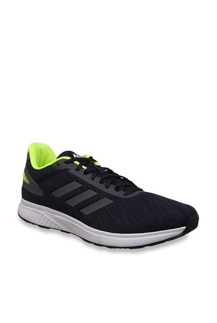 Buy Adidas Kalus M Black Running Shoes