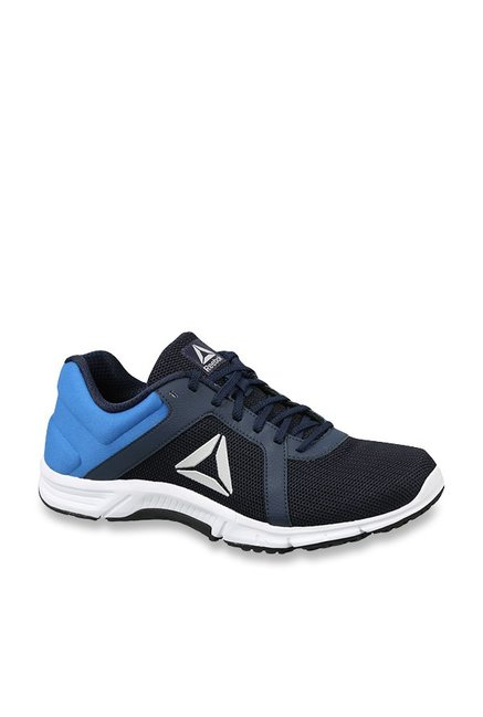22eba2fe6b43 Buy Reebok Navy Running Shoes for Men at Best Price   Tata CLiQ