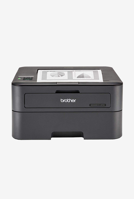 Brother HL L2361DN Single Function Laser Printer  Black  Brother Electronics TATA CLIQ