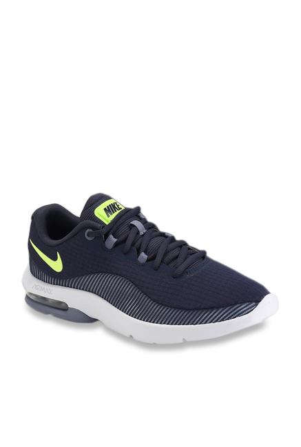 42852b685c Buy Nike Air Max Advantage 2 Thunder Blue Running Shoes for Men at Best  Price @ Tata CLiQ