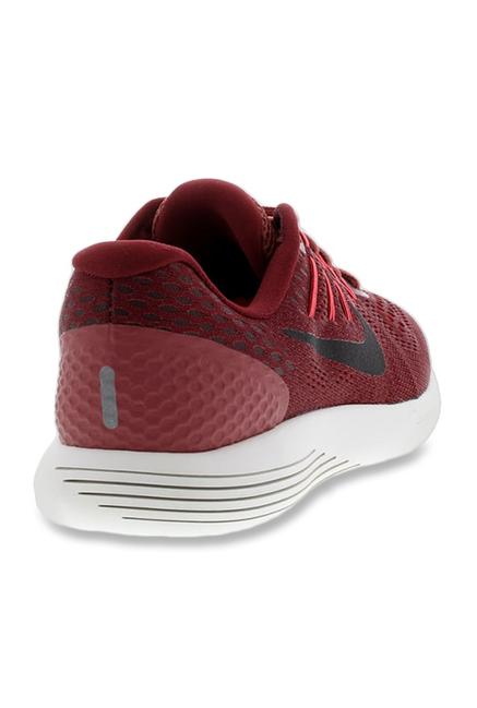 ef9f27d1273 Buy Nike Lunarglide 8 Night Maroon Running Shoes for Men at Best ...