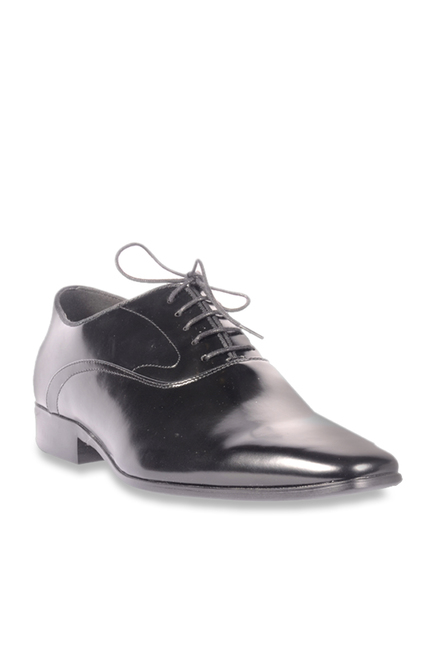 0c2bb62a8de Buy Steve Madden Morry Black Oxford Shoes for Men at Best Price   Tata CLiQ