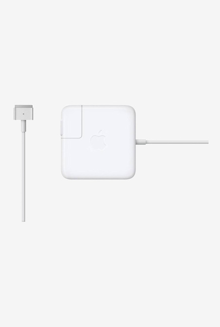 Apple MD592HN/A MagSafe 2 Power Adapter  White Online Shopping Site in India   Upto 60% Off On Mobiles, Electronics   Fashion at Tata CLiQ