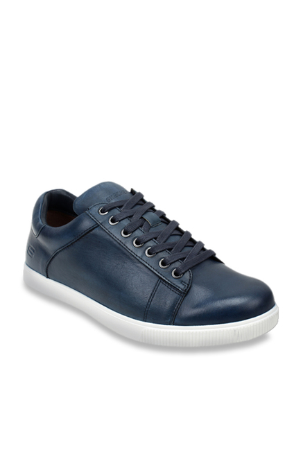 Patria famoso Sumergir  Skechers Volden Fandom Navy Sneakers from Skechers at best prices on Tata  CLiQ