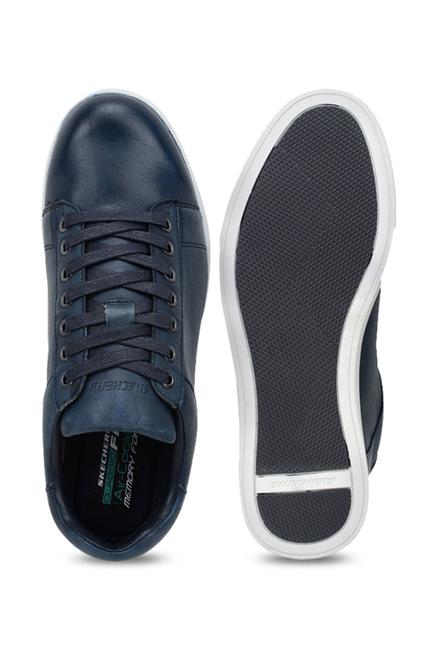 Disturbio Reproducir pájaro  Buy Skechers Volden Fandom Navy Sneakers for Men at Best Price ...