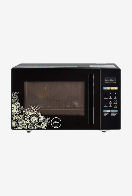 Godrej GME 528 CF1 PM 28L Convection Microwave Oven (Black)