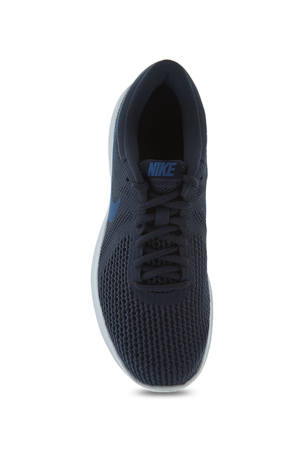 2f88b0d8c884 Buy Nike Revolution 4 Navy Running Shoes for Women at Best Price ...