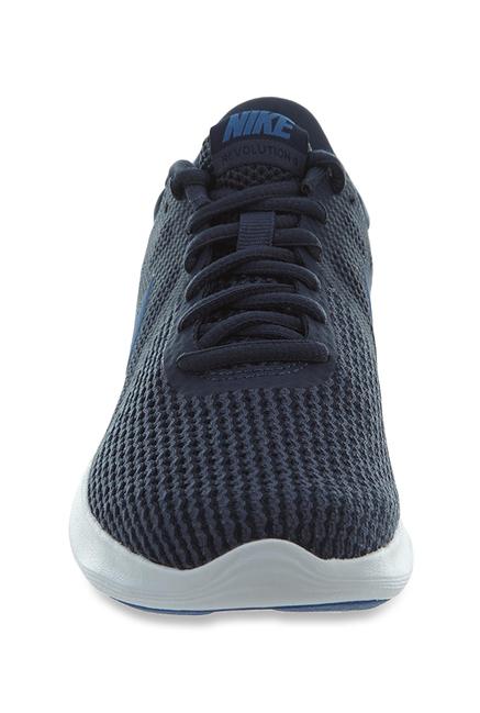 2f88b0d8c884 Buy Nike Revolution 4 Navy Running Shoes for Women at Best Price ...