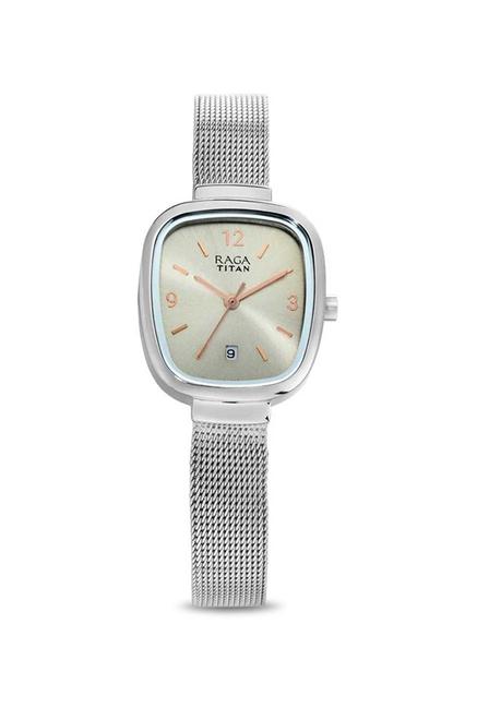 44bd4a83ffe Buy Titan 2610SM01 Raga Viva Analog Watch for Women at Best Price ...